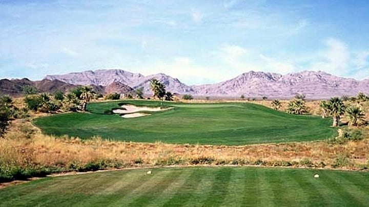 Primm Valley Desert Golf Course 8