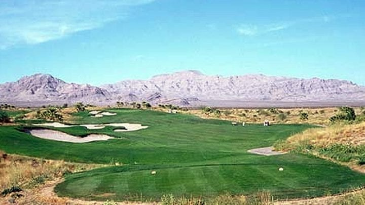 Primm Valley Desert Golf Course 9