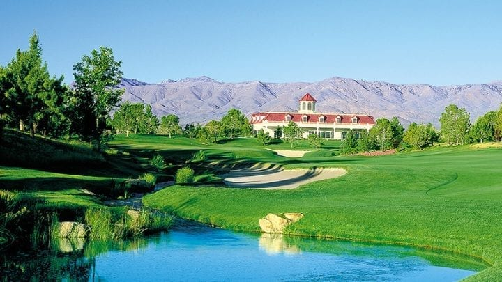 Primm Valley Lakes Golf Course 1