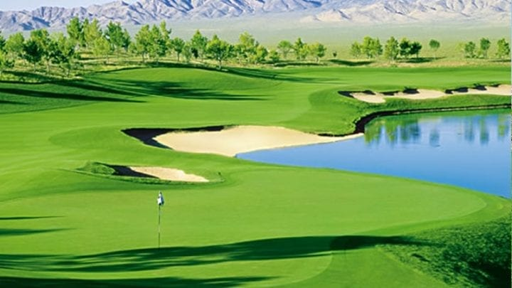 Primm Valley Lakes Golf Course 2