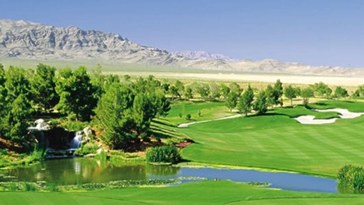 Primm Valley Lakes Golf Course 3
