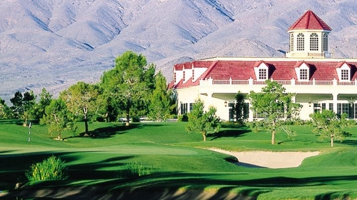 Primm Valley Lakes Golf Course 4