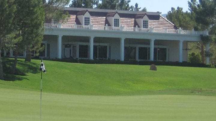 Primm Valley Lakes Golf Course 6