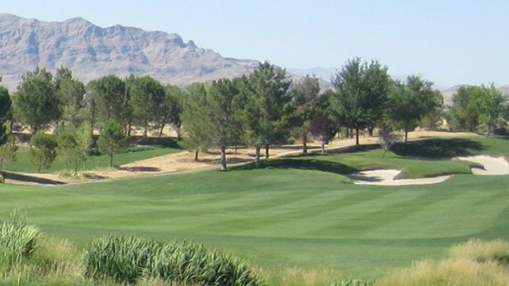 Primm Valley Lakes Golf Course 7