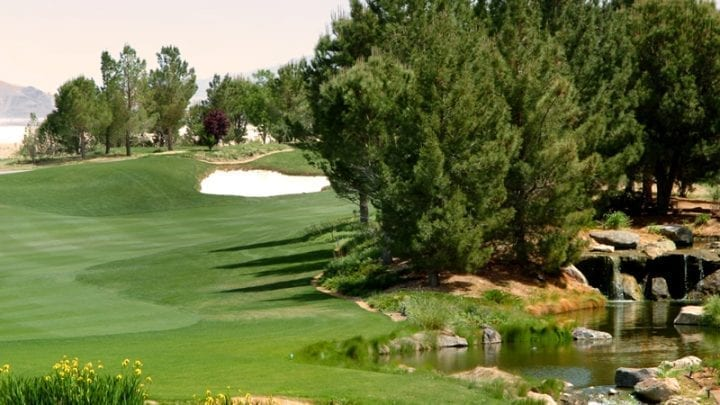 Primm Valley Lakes Golf Course 9