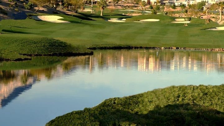 Red Rock Arroyo Golf Course 11