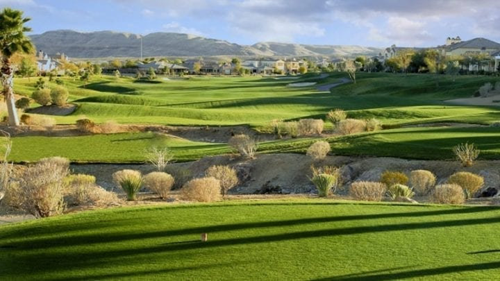 Red Rock Arroyo Golf Course 3