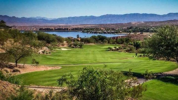 Reflection Bay Golf Course 11