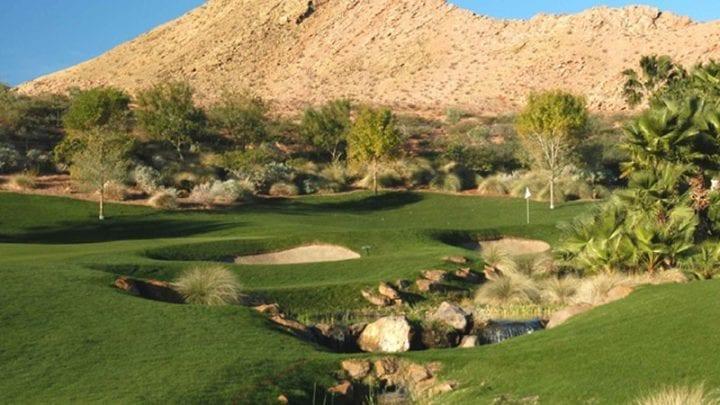 Reflection Bay Golf Course 4