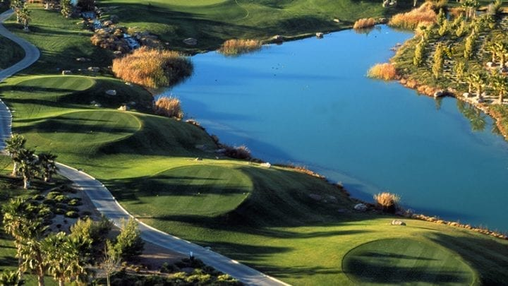 Rhodes Ranch Golf Course 1