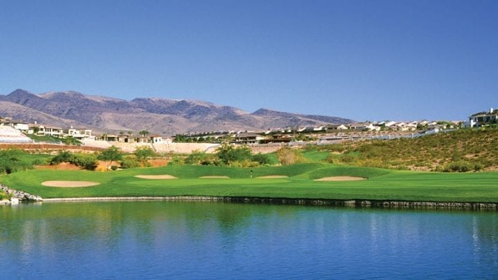 Rio Secco Golf Course - Las Vegas - VIP Golf Services