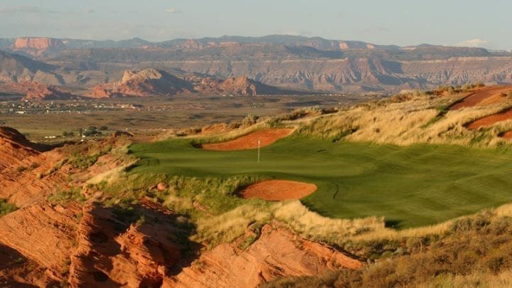 Sand Hollow Golf Course 1