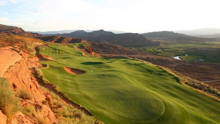Sand Hollow Golf Course 2