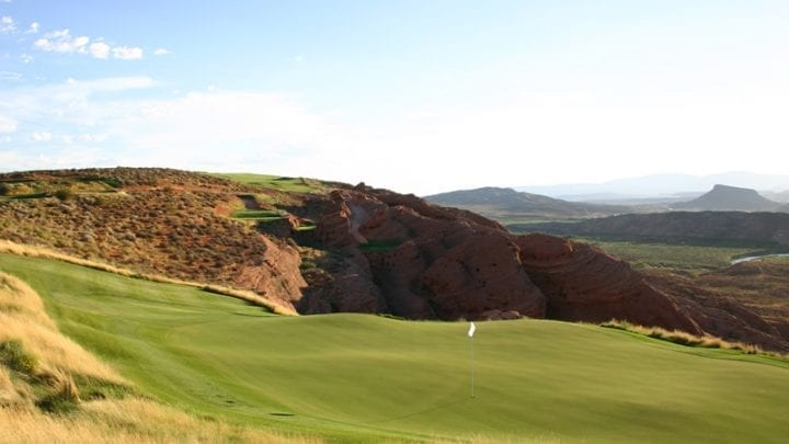 Sand Hollow Golf Course 3