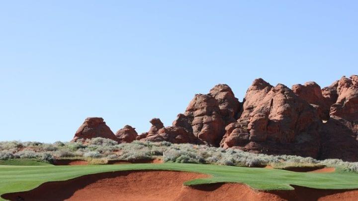 Sand Hollow Golf Course 4
