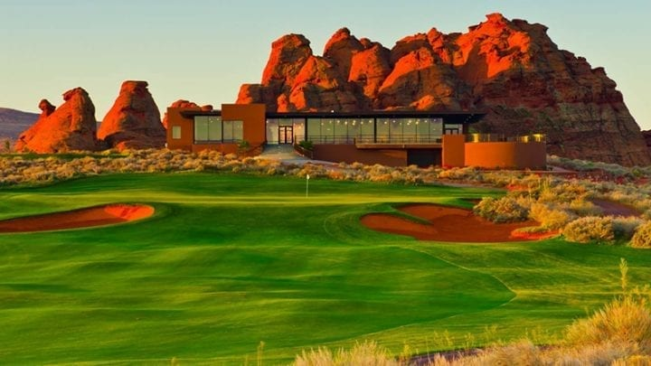 Sand Hollow Golf Course 5