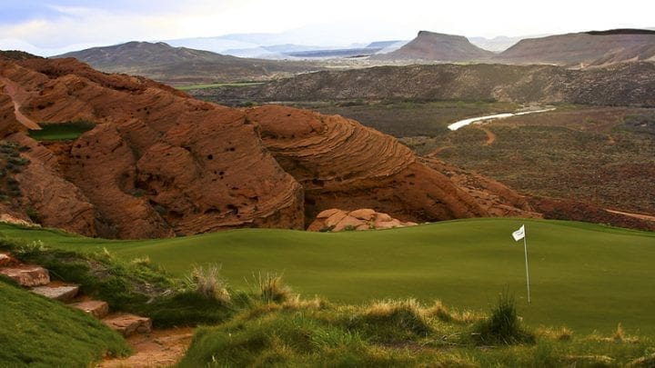 Sand Hollow Golf Course 6