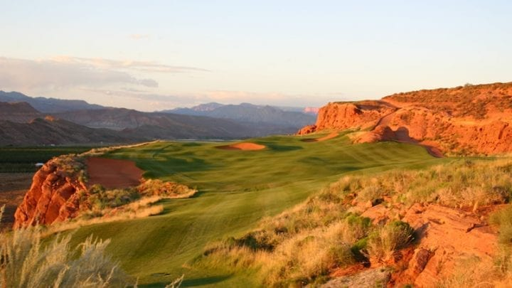 Sand Hollow Golf Course 7