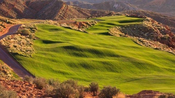 Sand Hollow Golf Course 8