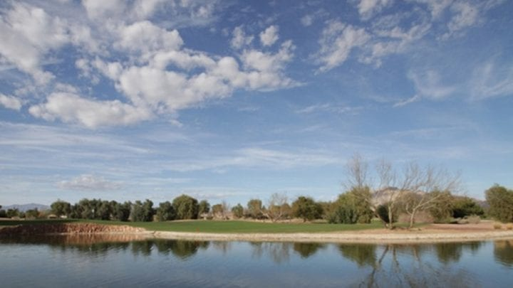Stallion Mountain Golf Course 10