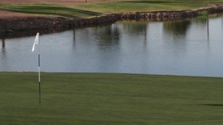 Stallion Mountain Golf Course 11