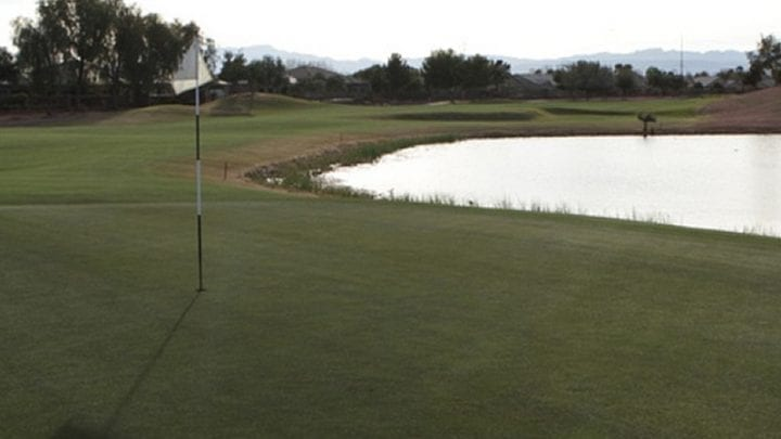 Stallion Mountain Golf Course 6