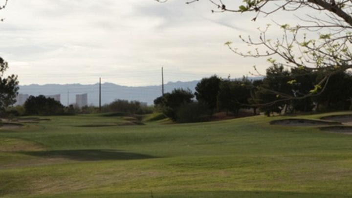 Stallion Mountain Golf Course 8