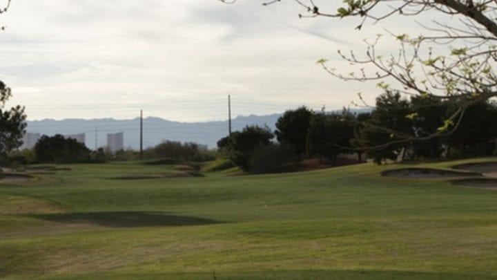 Stallion Mountain Golf Course 8