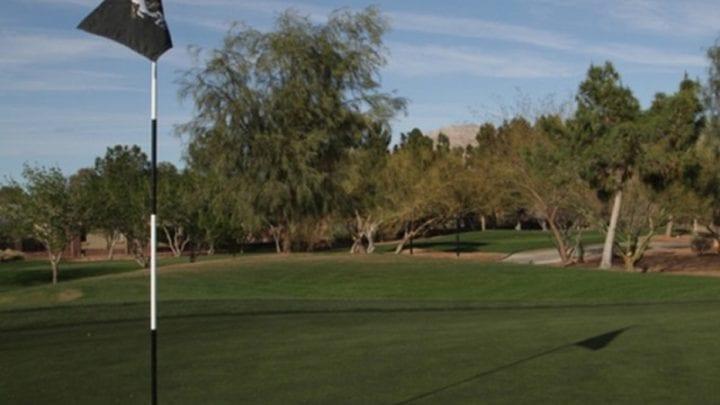 Stallion Mountain Golf Course 9