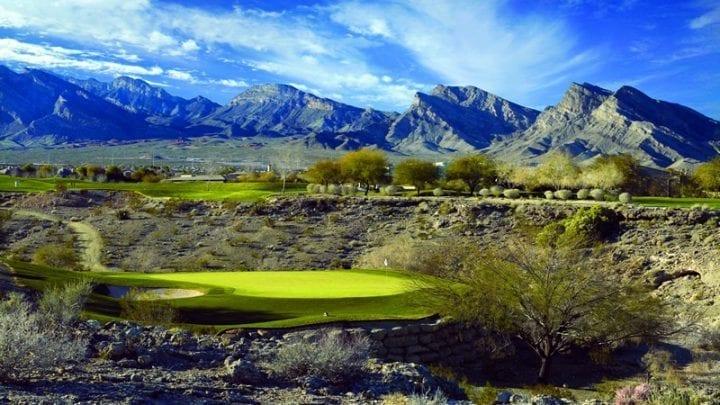 TPC Las Vegas Golf Course 10