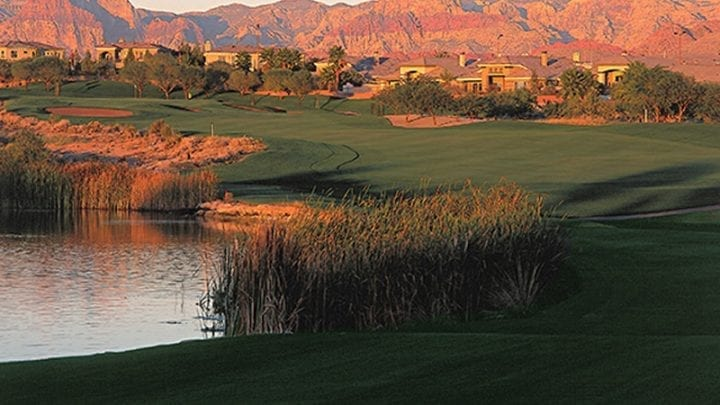 TPC Las Vegas Golf Course 2