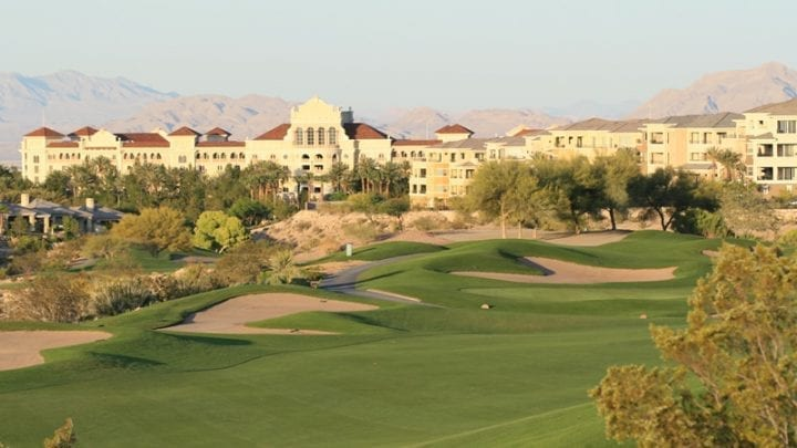 TPC Las Vegas Golf Course 3