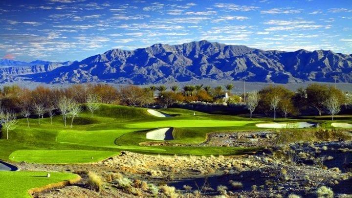 TPC Las Vegas Golf Course 7