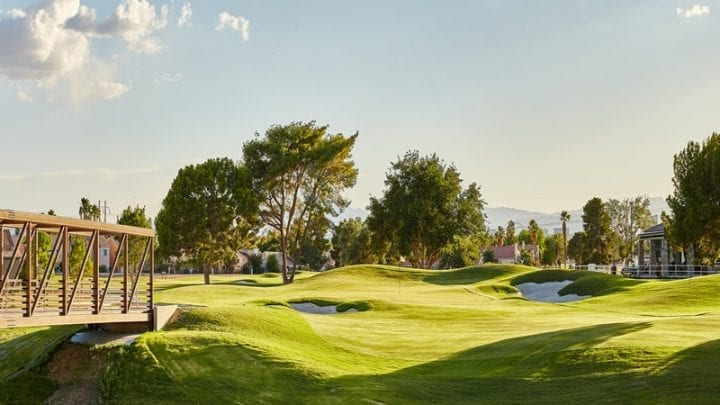 The Club at Sunrise Golf Course 9