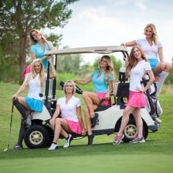 VIP CaddyMates Female Caddies 10