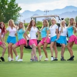 VIP CaddyMates Female Caddies 11