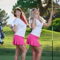 VIP CaddyMates Female Caddies 12
