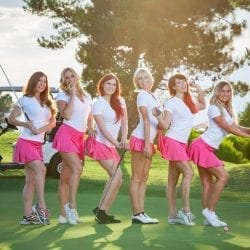 VIP CaddyMates Female Caddies 13