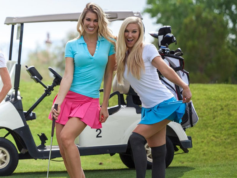 VIP CaddyMates Female Caddies 15