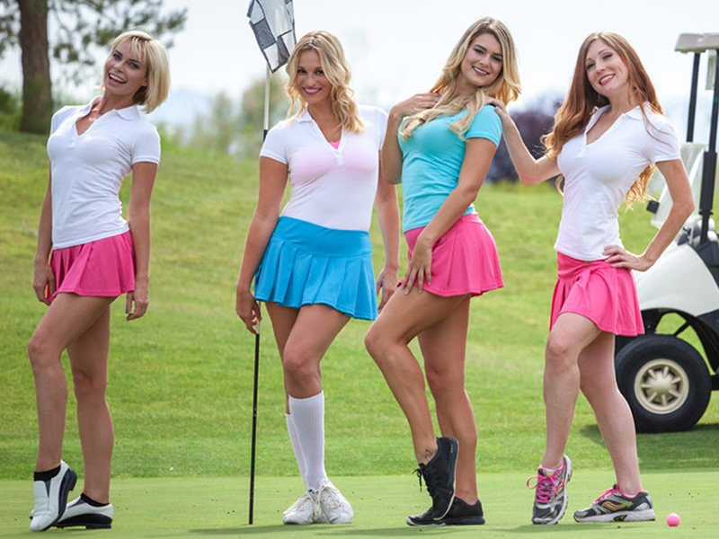 VIP CaddyMates Female Caddies 16