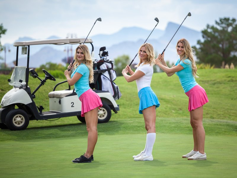 VIP CaddyMates Female Caddies 9