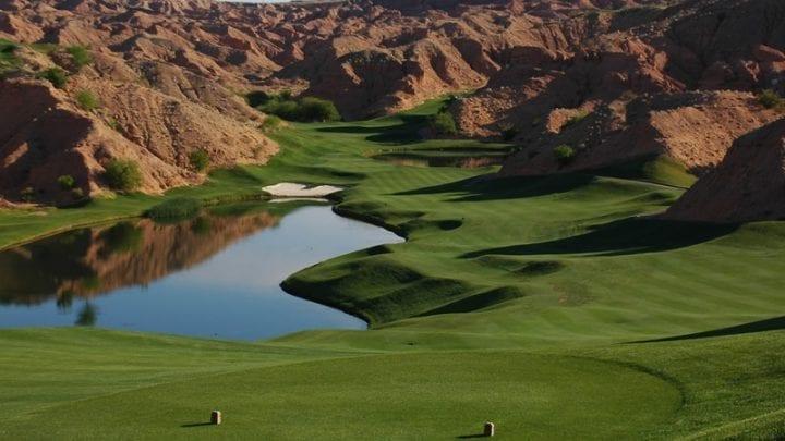 Wolf Creek Golf Course 1