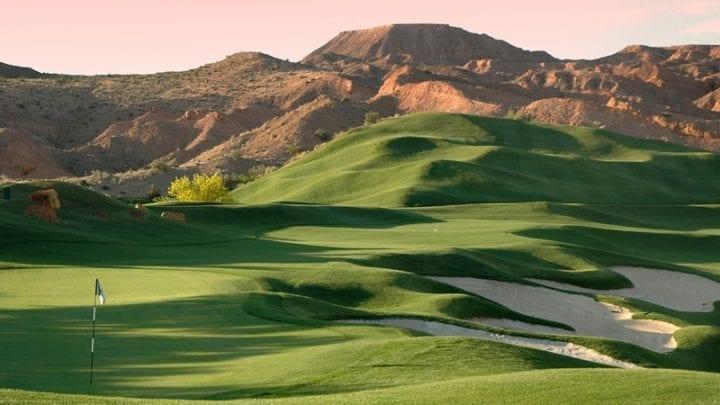 Wolf Creek Golf Course 3