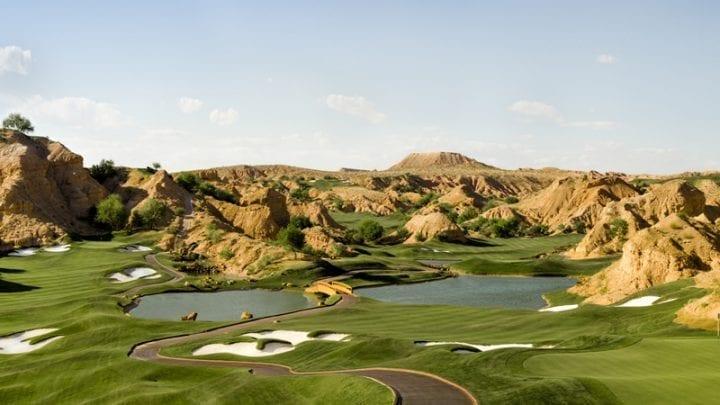Wolf Creek Golf Course 5