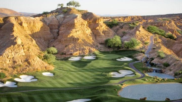 Wolf Creek Golf Course 6
