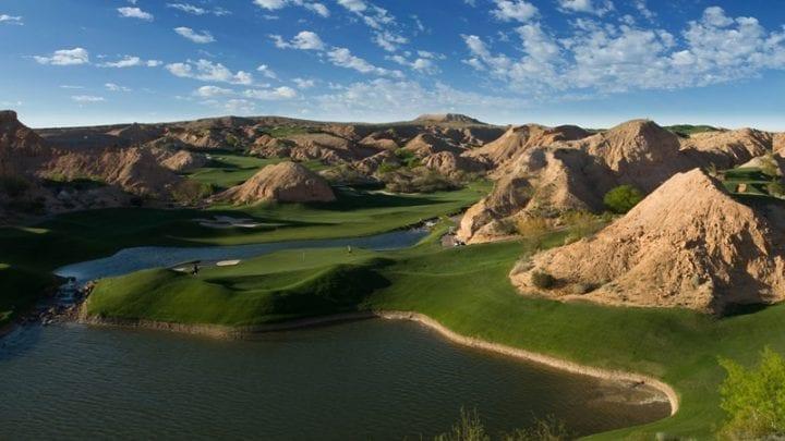 Wolf Creek Golf Course 8