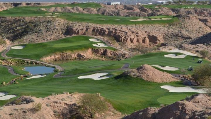 Wolf Creek Golf Course 9