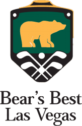 Bear's Best Golf Club Logo