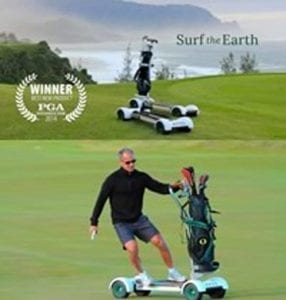 golfboard surf the earth