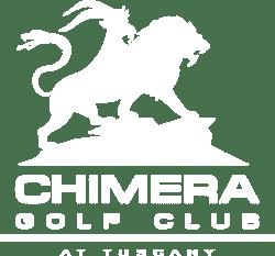 Chimera Golf Club at Tuscany Logo White